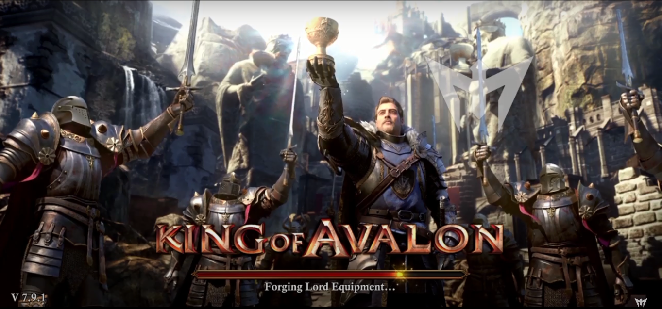 King of Avalon MOD APK [Unlimited Gold]