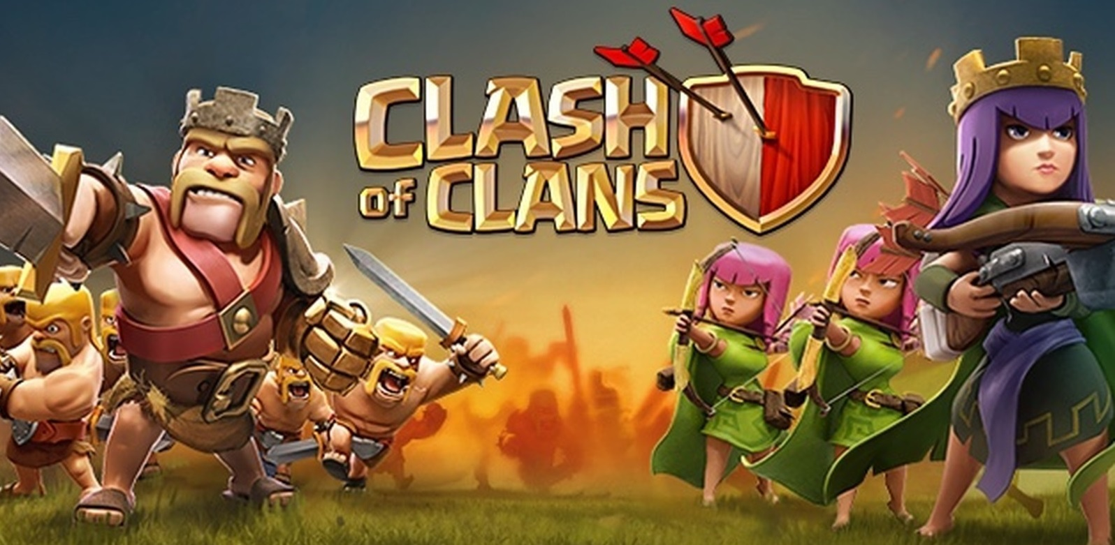 Clash-Of-Clans-free