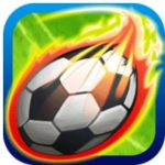 Head soccer mod apk logo