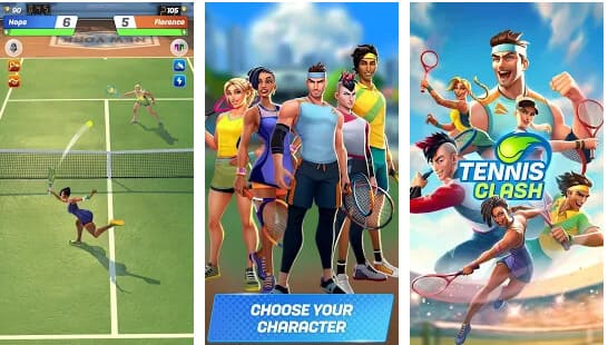 Tennis-Clash-3D-Free-Multiplayer-Mod-Apk