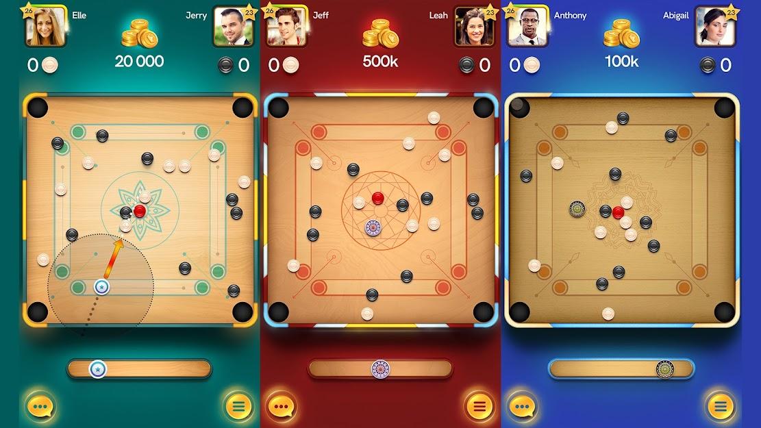 carrom pool online play