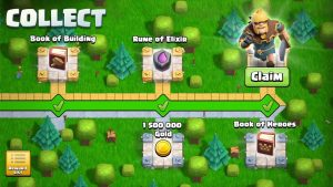 Clash of Clans Mod Apk Latest v14.211.3 with Infinite Gold and Gems 1