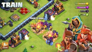 Clash of Clans Mod Apk Latest v14.211.3 with Infinite Gold and Gems 5