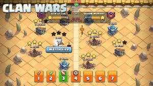 Clash of Clans Mod Apk Latest v14.211.3 with Infinite Gold and Gems 6