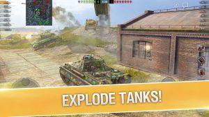 World of Tanks Blitz Mod Apk 2021 Latest v8.3.0.658 (Unlimited Tanks) 1