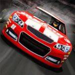 stock car racing mod apk logo