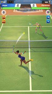 Tennis Clash 3D Mod Apk 2021 v3.0.0 – Unlimited Gems and Rewards 3