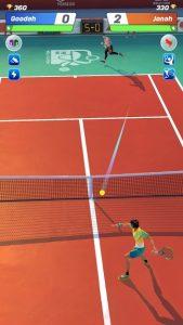 Tennis Clash 3D Mod Apk 2021 v3.0.0 – Unlimited Gems and Rewards 2