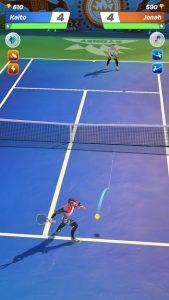 Tennis Clash 3D Mod Apk 2021 v3.0.0 – Unlimited Gems and Rewards 1