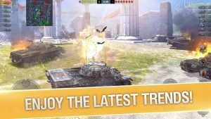 World of Tanks Blitz Mod Apk 2021 Latest v8.3.0.658 (Unlimited Tanks) 2