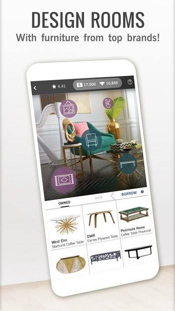 design home apk mod