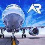real flight simulator mod apk logo